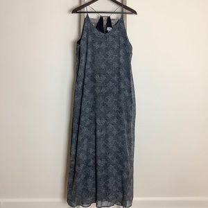 Old Navy Maxi Halter Dress